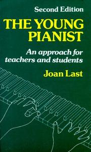 Cover of: The young pianist by Joan Last