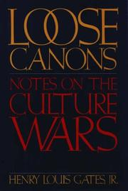 Cover of: Loose Canons by Henry Louis Gates