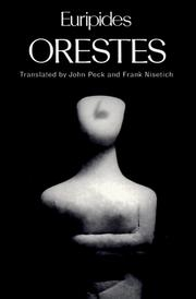 Cover of: Orestes by Euripides