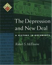 Cover of: The Depression and New Deal by Robert S. McElvaine