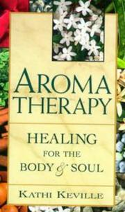 Cover of: Aromatherapy by Consumer Guide editors