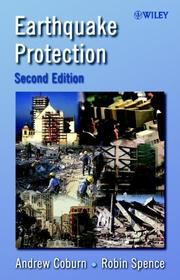 Cover of: Earthquake protection by Coburn, Andrew.