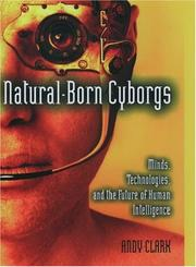Cover of: Natural-Born Cyborgs by Andy Clark