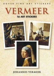 Cover of: Vermeer by Johannes Vermeer