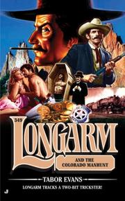 Cover of: Longarm 349 by Tabor Evans