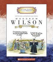 Cover of: Woodrow Wilson (Getting to Know the Us Presidents) by Mike Venezia