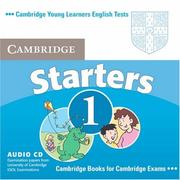 Cover of: Cambridge Young Learners English Tests Starters 1 by Cambridge ESOL