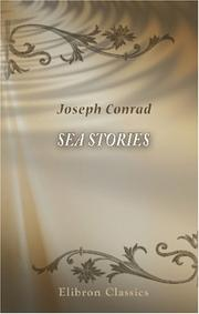 Cover of: Sea Stories by Joseph Conrad