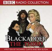 Cover of: Blackadder the Third by Ben Elton