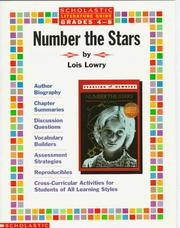 Cover of: Literature Guide by Lois Lowry