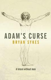 Cover of: Adam's Curse by Bryan Sykes