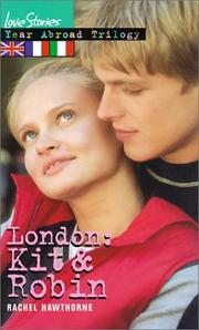 Cover of: London by Rachel Hawthorne