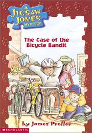 Cover of: The Case of the Bicycle Bandit by James Preller
