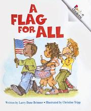 Cover of: Flag for All by Larry Brimner