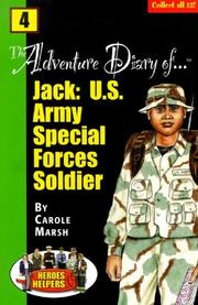 Cover of: The Adventure Diaries of Jack by Carole Marsh