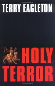 Cover of: Holy Terror by Terry Eagleton
