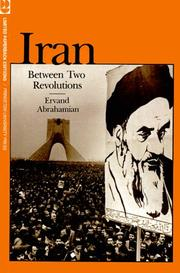 Cover of: Iran between two revolutions by Ervand Abrahamian