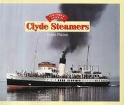 Cover of: Clyde Steamers (Glory Days) by Brian Patton