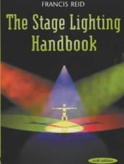 Cover of: The stage lighting handbook by Francis Reid