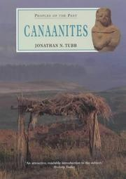 Cover of: Canaanites (Peoples of the Past) by Jonathan N. Tubb