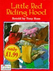 Cover of: Little Red Riding Hood by Tony Ross