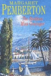 Cover of: The Reckless Miss Grainger by Margaret Pemberton