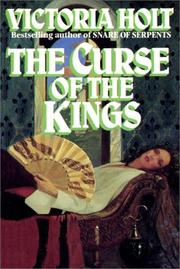 Cover of: The curse of the kings by Victoria Holt