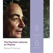Cover of: The Feynman Lectures on Physics Volumes 11-12 by Richard Phillips Feynman