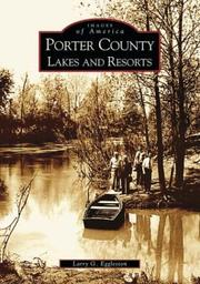 Cover of: Porter County lakes and resorts by Larry G. Eggleston