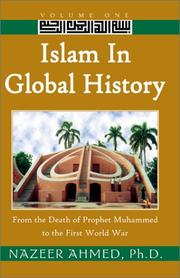 Cover of: Islam in Global History by Nazeer Ahmed