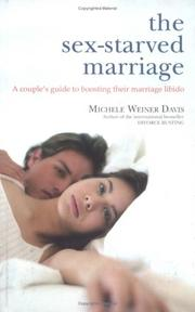 Cover of: The Sex-Starved Marriage by Michele Weiner Davis