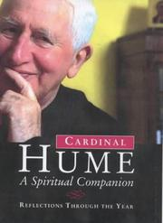 Cover of: Cardinal Hume by Basil Hume