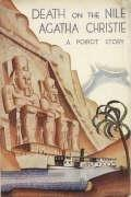 Cover of: Death on the Nile by Agatha Christie