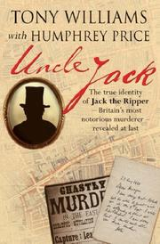 Cover of: Uncle Jack by Tony Williams