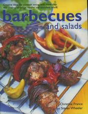Cover of: Barbecues and Salads by Christine France