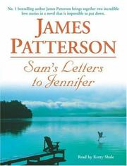 Cover of: Sam&#39;s Letters to Jennifer by James Patterson