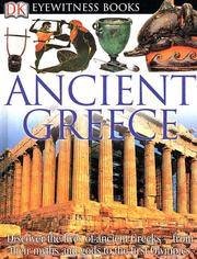 Cover of: Ancient Greece by Pearson, Anne.