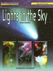 Cover of: Lights In The Sky by Ellen Hopkins