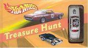 Cover of: Hot Wheels Treasure Hunt by Michael Teitelbaum