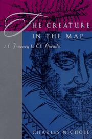 Cover of: The creature in the map by Charles Nicholl