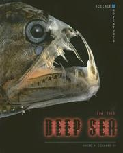 Cover of: In the deep sea by Sneed B. Collard