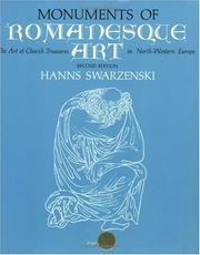 Cover of: Monuments of Romanesque art by Hanns Swarzenski