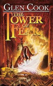 Cover of: The Tower of Fear by Glen Cook