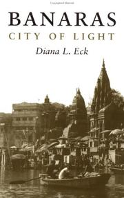 Cover of: Banaras by Diana L. Eck