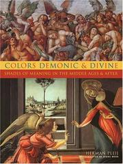 Cover of: Colors Demonic and Divine by Herman Pleij