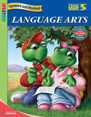 Cover of: Spectrum Language Arts, Grade 5 by School Specialty Publishing