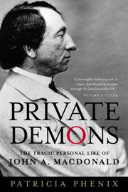 Cover of: Private demons by Patricia Phenix