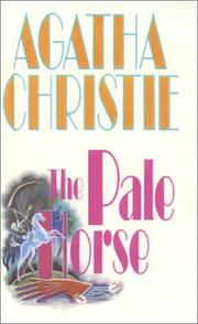 Cover of: The Pale Horse by Agatha Christie