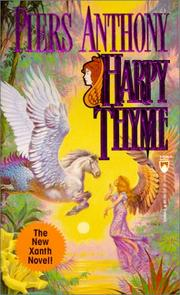 Cover of: Harpy Thyme by Piers Anthony