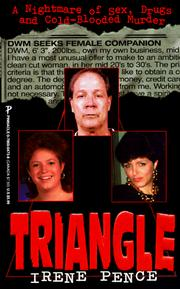 Cover of: Triangle by Irene Pence